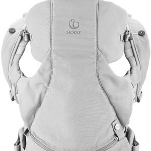 Stokke 3-in-1 Front and Back Cotton Carrier